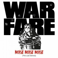"WARFARE ""Noise Noise Noise (The Lost Demos)"" CD"