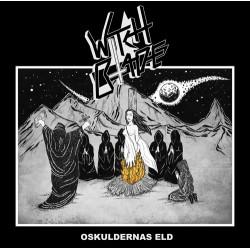 """WITCH BLADE """"Oskuldernas Eld"""" CD"""