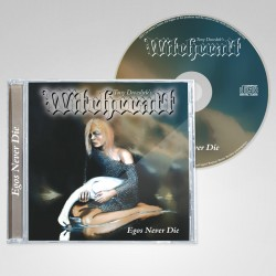 "WITCHCRAFT ""Egos Never Die"" CD"