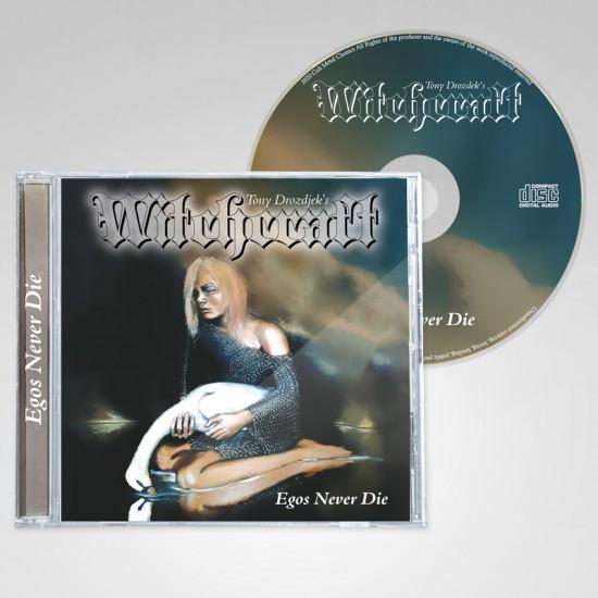 """WITCHCRAFT """"Egos Never Die"""" CD"""