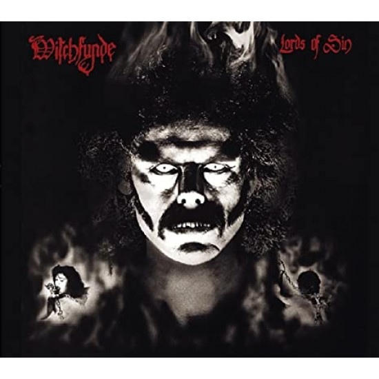 """WITCHFYNDE """"Lords of Sin"""" LP"""
