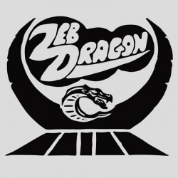 "ZEB DRAGON ""Zeb Dragon"" CD"