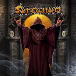 "ARCANUM ""The Book Of Onyx"" CD"