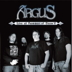 "ARGUS ""Live at Hammer of Doom V"" DVD"