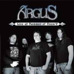 """ARGUS """"Live at Hammer of Doom V"""" DVD"""