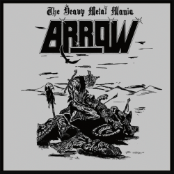 "ARROW ""The HM Mania / Master of Evil"" LP"