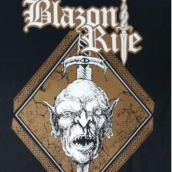 "BLAZON RITE ""Alchemist's Brute"" T-SHIRT"