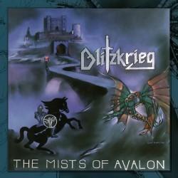 """BLITZKRIEG """"The Mists Of Avalon"""" CD"""