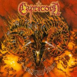 "CAPRICORN ""Inferno"" LP ORANGE LMT"