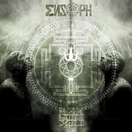 """ENSOPH """"Rex Mundi X-Ile"""" CD"""