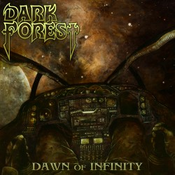 "DARK FOREST ""Dawn Of Infinity"" CD"