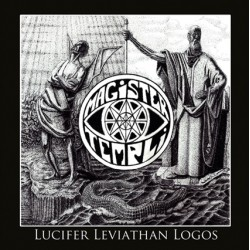 "MAGISTER TEMPLI ""Lucifer Leviathan Logos"" LP"