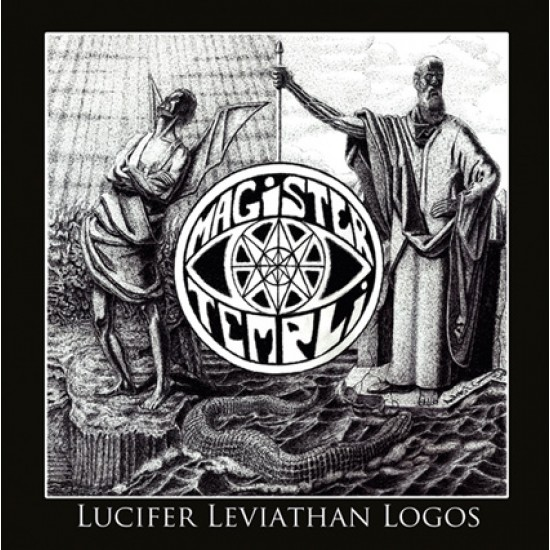 "MAGISTER TEMPLI ""Lucifer Leviathan Logos"" CD"