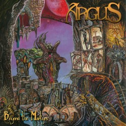 "ARGUS ""Beyond the Martyrs"" LP"