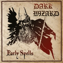 """DARK WIZARD """"Early Spells"""" CD"""