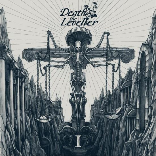 """DEATH THE LEVELLER """"I"""" LP"""