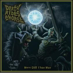 """DEATH RIDES A HORSE """"More God Than Man"""" CD"""