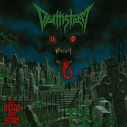 "DEATHSTORM ""For Dread Shall Reign"" CD"