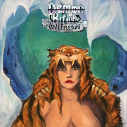 "DEMON BITCH ""Hellfriends"" CD"