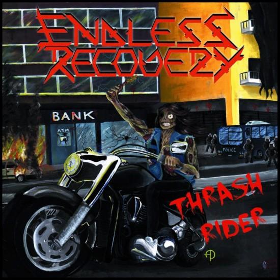 "ENDLESS RECOVERY ""Thrash Rider"" CD"