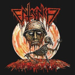 "ENTRENCH ""Through The Walls of Flesh"" LP"