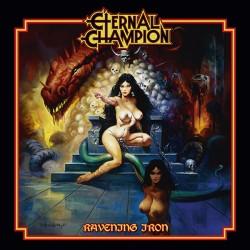 "ETERNAL CHAMPION ""Ravening Iron"" LP"