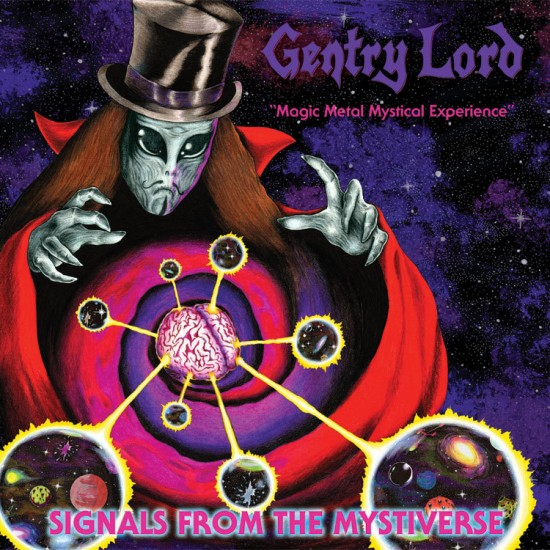 """GENTRY LORD """"Magic Mental Mystical Experience"""" MCD"""