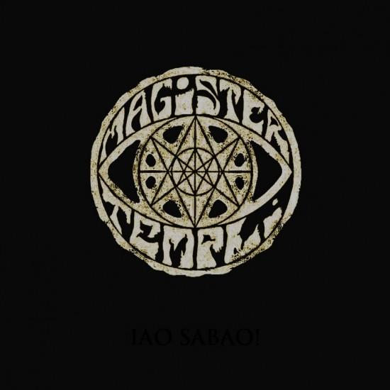 """MAGISTER TEMPLI """"Iao Sabao"""" CD"""