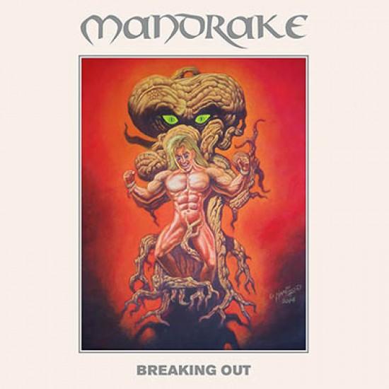 "MANDRAKE ""Breaking Out"" CD"