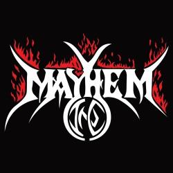 """MAYHEM INC """"same"""" CD"""