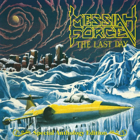 """MESSIAH FORCE """"The Last Day: The Anthology"""" DCD"""