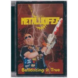 "METALUCIFER ""Bulldozing It True"" CD/DVD"