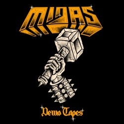 "MIDAS ""Demo Tapes"" LP"