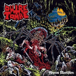 """OUTRE TOMBE - """"Abysse Mortifère"""" BLACK LP * PRE-ORDER*"""