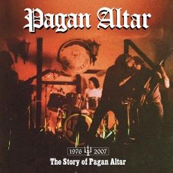 """PAGAN ALTAR – """"The Story of Pagan Altar"""" CD *PRE-ORDER*"""