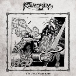 "RAVENSIRE ""The Cycle Never Ends"" CD"