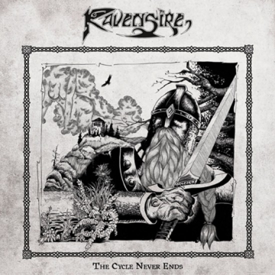 """RAVENSIRE """"The Cycle Never Ends"""" CD"""