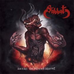 "SABBAT ""Asian Demonslaught"" CD"