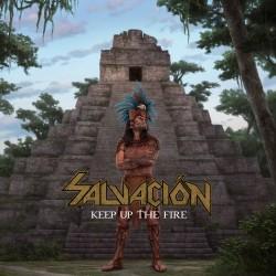 "SALVACION ""Keep Up The Fire"" MCD"