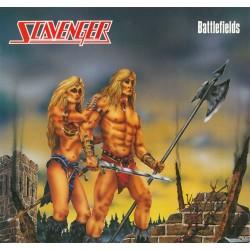 """SCAVENGER """"Battlefields"""" CD"""