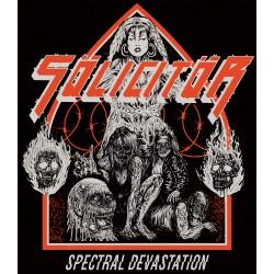 """SÖLICITÖR """"SPECTRAL DEVASTATION"""" TSHIRT"""