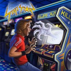 "SINISTAR ""Killers On The Run"" CD"