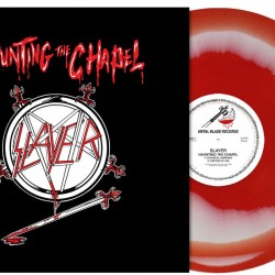 """SLAYER """"Haunting The Chapel"""" LP (red/white melt) *PRE-ORDER*"""