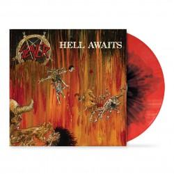 "SLAYER ""Hell Awaits"" LP (Red/Yellow/Black Circle) *PRE-ORDER*"