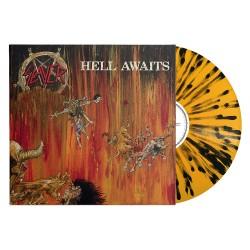 """SLAYER """"Hell Awaits"""" LP (Splatter Vinyl) *PRE-ORDER*"""