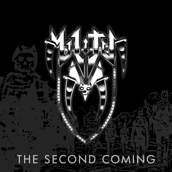 "MILITIA ""The Second Coming"" CD"