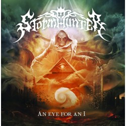 """STORMHUNTER """"An Eye for An I"""" CD"""