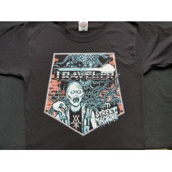 "TRAVELER ""Street Machine"" TSHIRT"