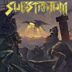 "SUBSTRATUM ""S/T"" CD"