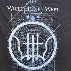 "WHILE HEAVEN WEPT ""1989-2019 - 30th Anniversary"" TSHIRT"